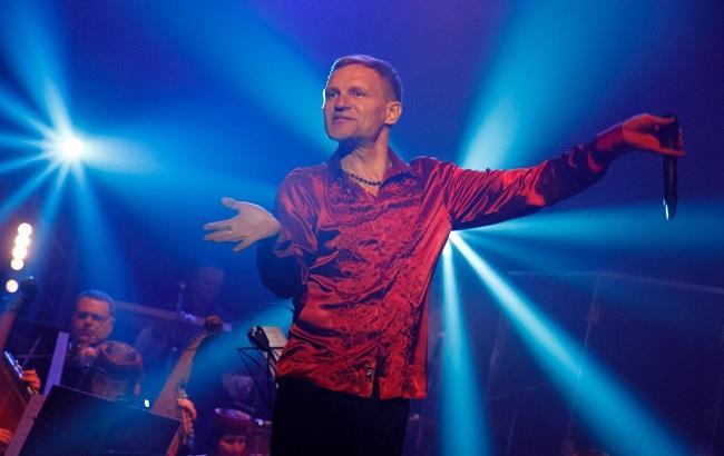 Олег Скрипка: Наш зарубежный зритель - это тот, кому не хватает Украины