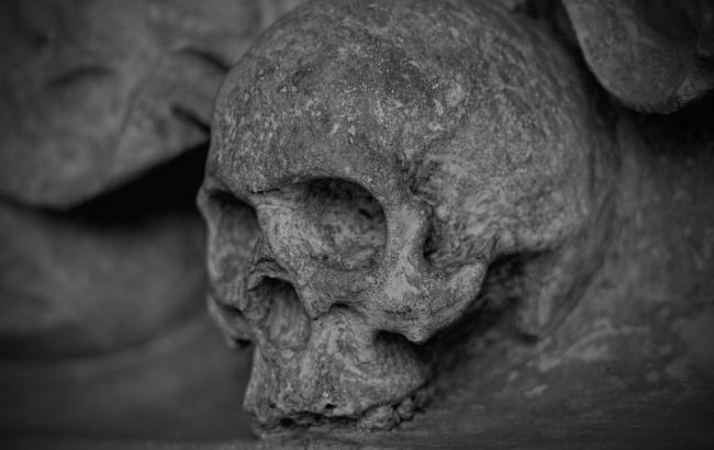 Місце поховання жертв НКВС у Луцьку показали на відео