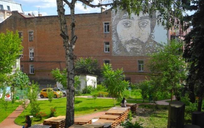 Фото: Киевляне создали петицию о возвращении Сквера Небесной сотни