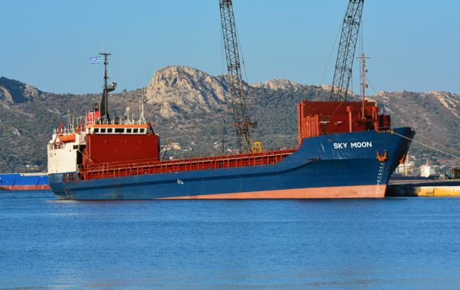 Заграничный корабль был конфискован вгосударстве Украина запосещение Крыма