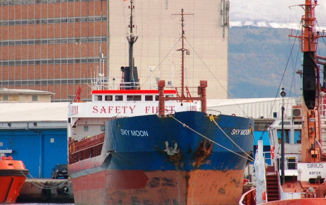 Вгосударстве Украина хотят судить капитана-сирийца запосещение портов Крыма