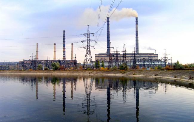 "Запасов угля на Славянской ТЭС хватит на 2 дня, - ""Донбассэнерго"""