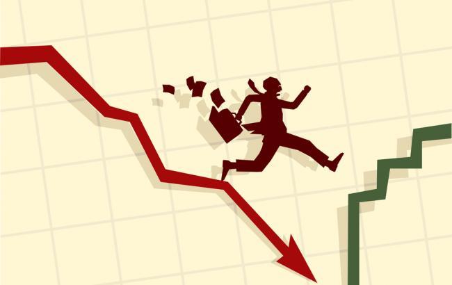 НБУ спрогнозировал замедление роста ВВП воII квартале