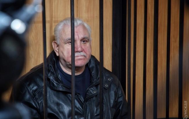 Фото: один из фигурантов дела о похищении Анатолий Слободянник