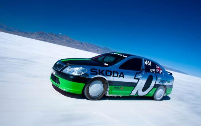 Skoda показала самую быструю Octavia в мире