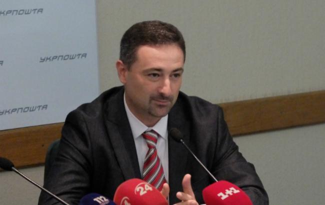 В.Омелян подписал приказ окорпоратизации «Укрпочты»