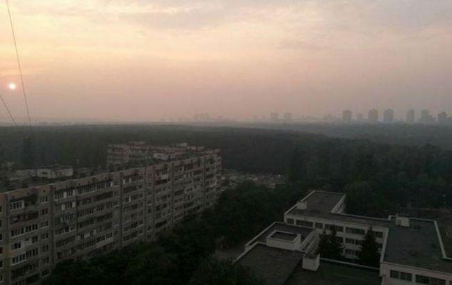 У Києві не зареєстровано перевищення концентрації шкідливих речовин у повітрі, - СЕС