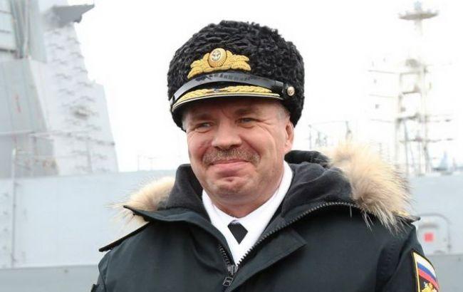 Киев обвинил командующего Черноморским флотом впричинении ущерба на1 трлн грн