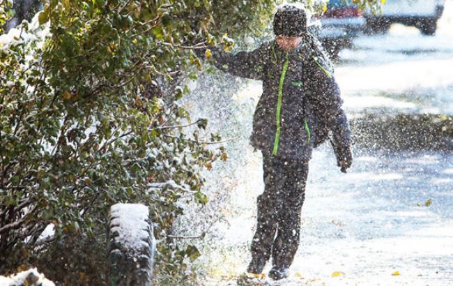 Фото: Первый снег (facebook.com)