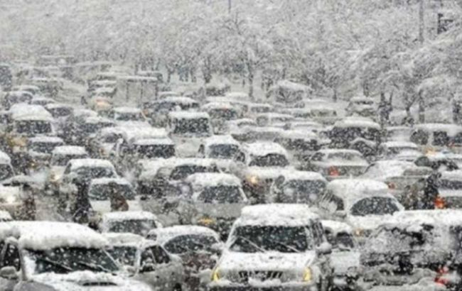 Фото: в Україні очікується погіршення погодних умов