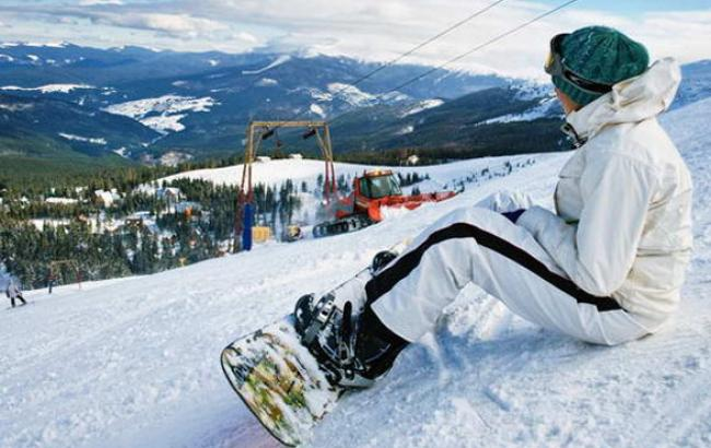 Київського сноубордиста, що заблукав у Закарпатті,  врятували