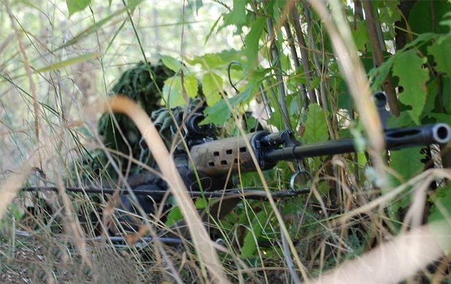 На Донбасі від снайперської кулі загинув український боєць
