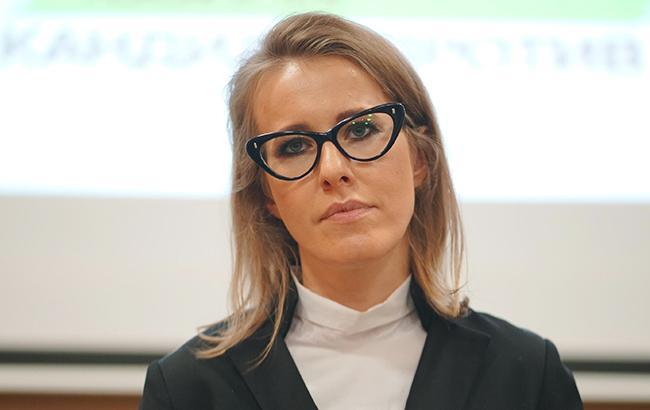 Фото: Ксения Собчак (sobchakprotivvseh.ru)