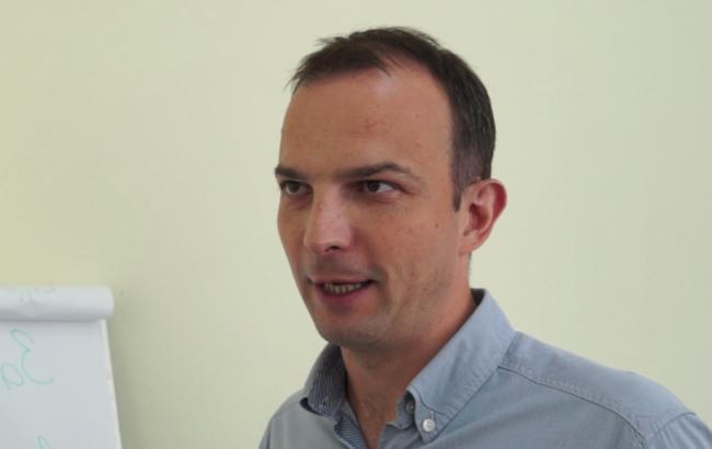 Егор Соболев анонсировал под Радой акцию стребованием перевыборов вКривом ...