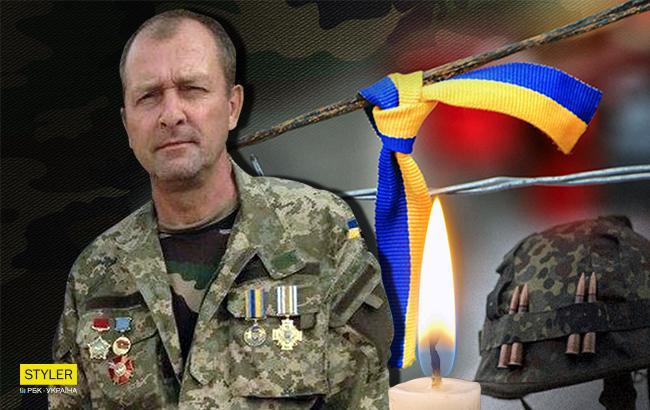Вечная память: в сети сообщили о смерти офицера-героя Иловайска