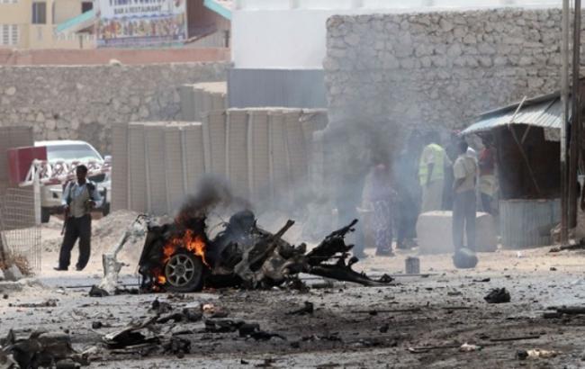 В результаті теракту в Сомалі загинули не менше 30 людей