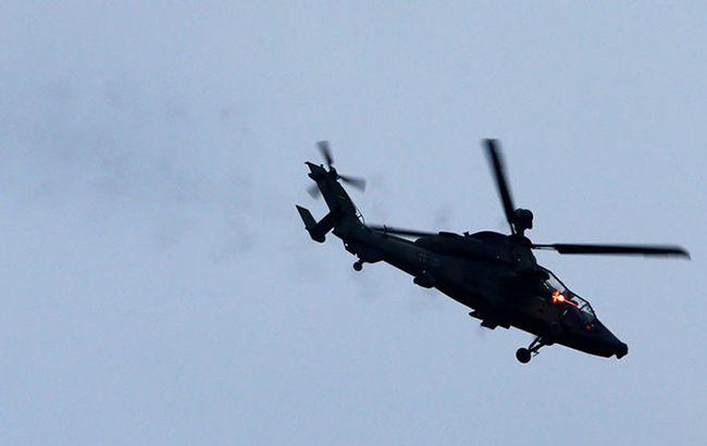 В Германии разбился военный вертолет