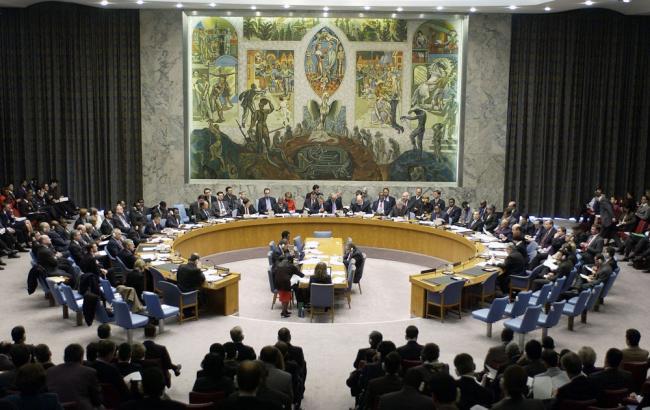 Росія погрожує накласти вето на резолюцію Радбезу ООН по санкціям проти Сирії