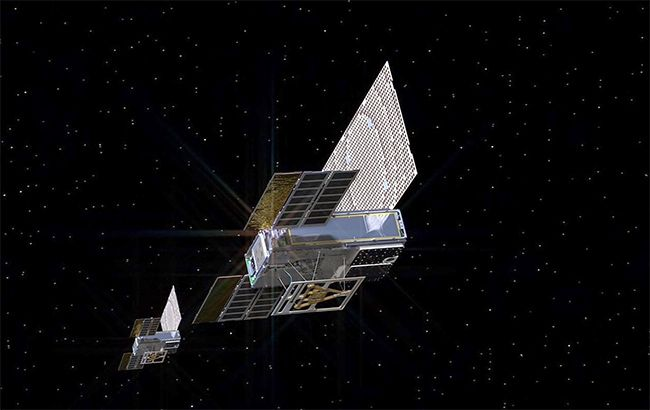 NASA получило первые сигналы— Миссия наМарс