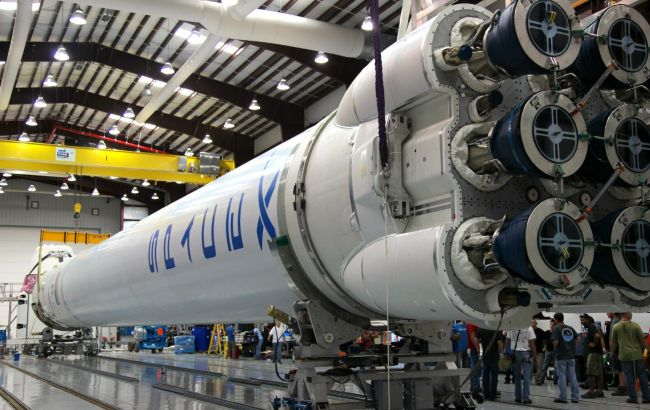 Старт Falcon 9 соспутниками Iridium NEXT намечен на 9января