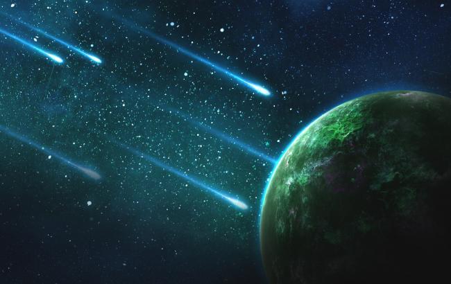Жизнь на Землю мог принести инопланетный астероид
