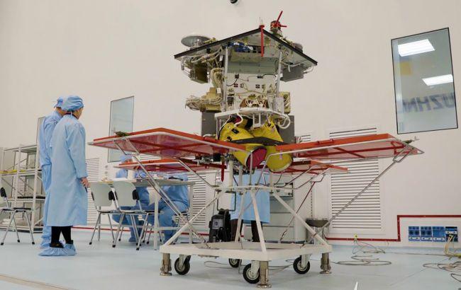 """Український супутник """"Січ 2-30"""" вже на завершальному етапі. Його планують запустити в грудні"""