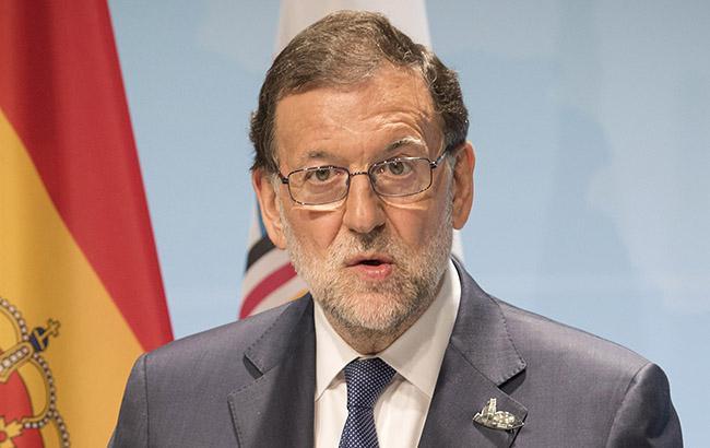 """Премьер Испании назвал отделение Каталонии """"абсолютно невозможным"""""""