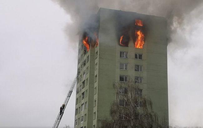 В Словакии в многоэтажке произошел взрыв, есть погибшие