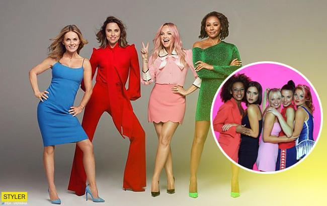 Spice Girls вперше вийшли у світ після возз'єднання