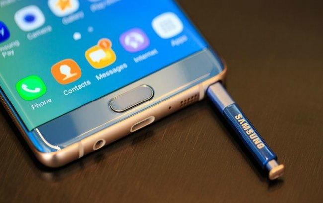 Фото: Samsung продовжить програмну підтримку Galaxy Note 7