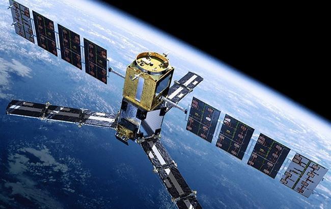 Фото: супутниковий зв'язок
