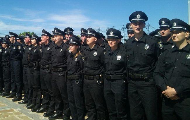 Патрульная полиция Запорожья приступила к работе