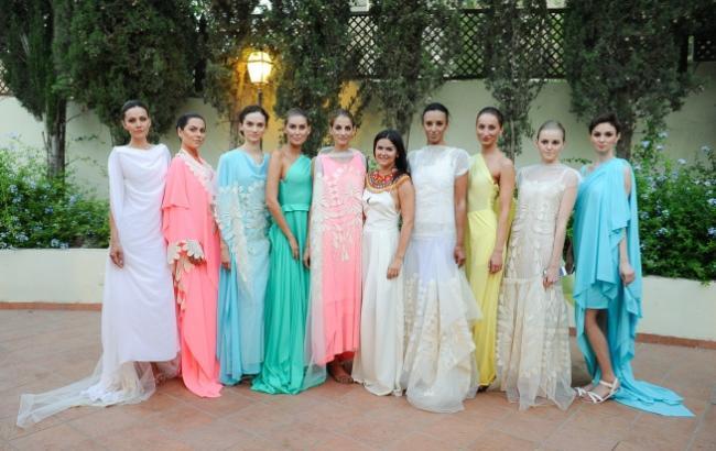 Ukrainian Fashion Week: украинские дизайнеры показали свои коллекции в Иордании