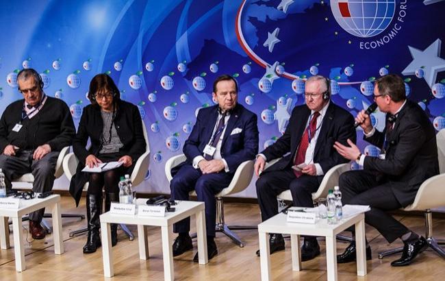 Фото: международный форум Европа-Украина (forum-ekonomiczne.pl)