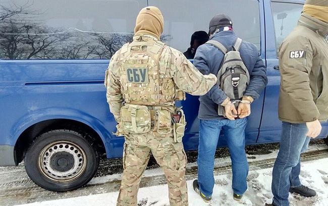 СБУ блокировала перевозки пассажиров с оккупированных территорий в Киев