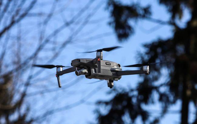В зоне ООС два дрона оккупантов пересекли линию разграничения