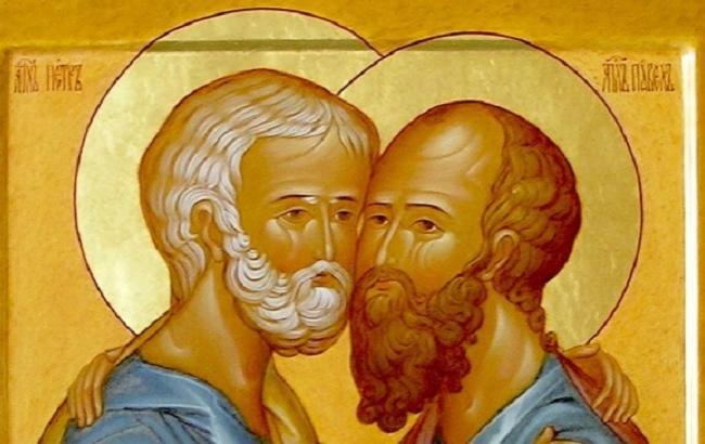 Петра і Павла: історичні витоки християнського свята