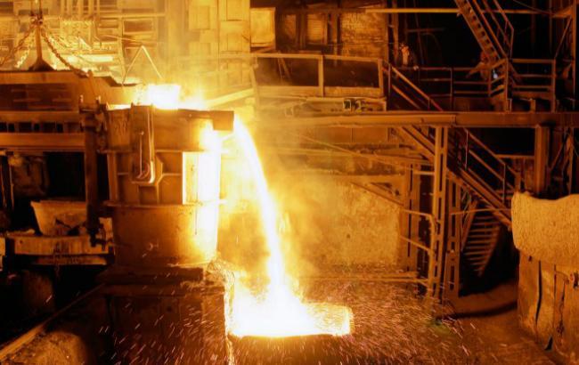 Виробництво сталі в Україні в березні зросло на 9,1%