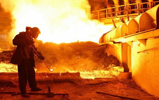 Кконцу весны вУкраинском государстве немного выросло промышленное производство,— Госстат