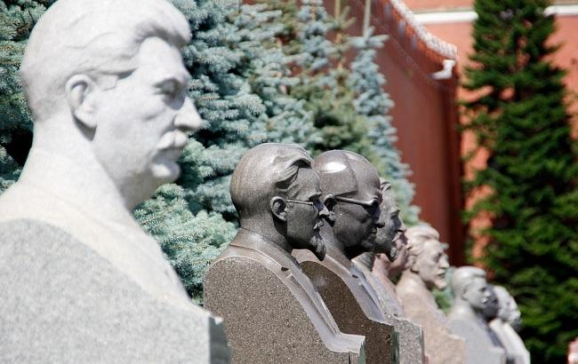 Фото: Бюсты советских вождей (pixabay.com/3dman_eu)