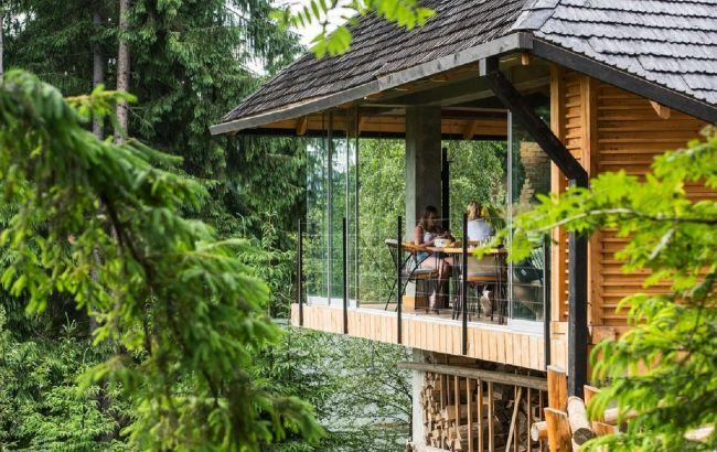 В атмосфере уюта: где в Карпатах искать изысканные отели в скандинавском стиле