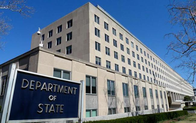 Фото: будівля Держдепу США (U. S. Department of State)