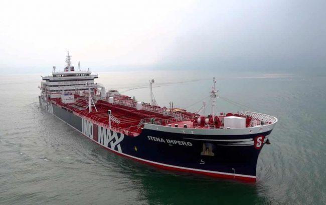 Иран может освободить шведский танкер Stena Impero в ближайшее время