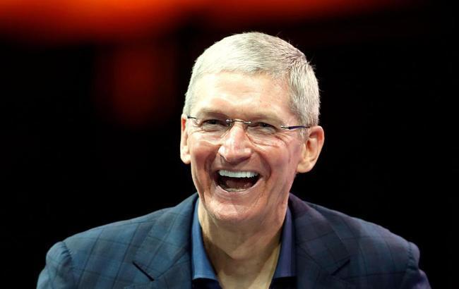 Apple зафиксировала рост продаж iPhone по результатам минувшего финансового квартала