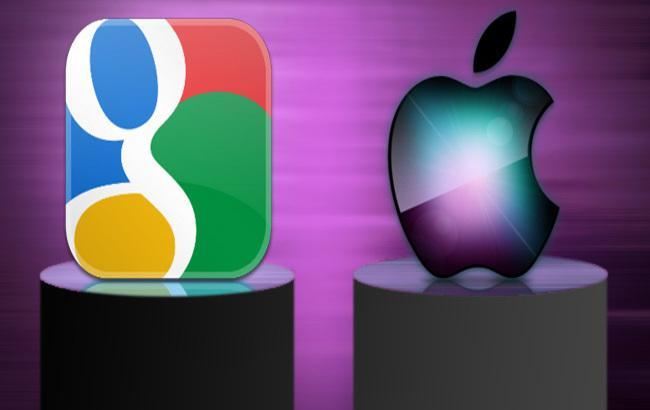 Бренд Google стоит дороже чем Apple