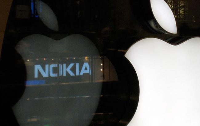 Nokia затеяла судебный спор с Apple из-за патентов