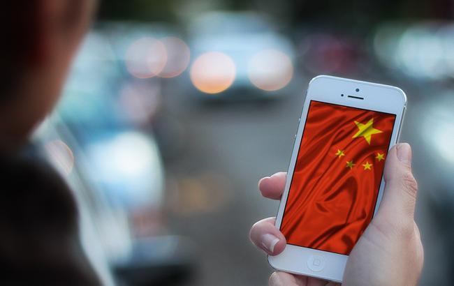 Треть мировых поставок смартфонов в 2017 году составят китайские устройства, - прогноз