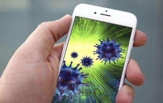 Фото: обнаружен вирус, позволяющий вывести из строя iPhone через текстовое сообщение