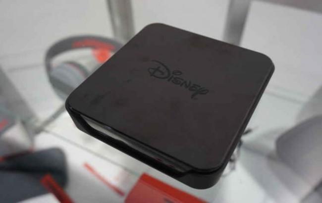 Фото: Disney представила собственную приставку для просмотра контента и игр