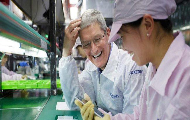 Фото: Foxconn отчитался о падении дохода